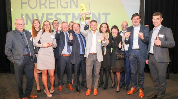 Sanofi Genzyme en BASF Antwerpen bekroond voor strategische investeringen in Vlaanderen