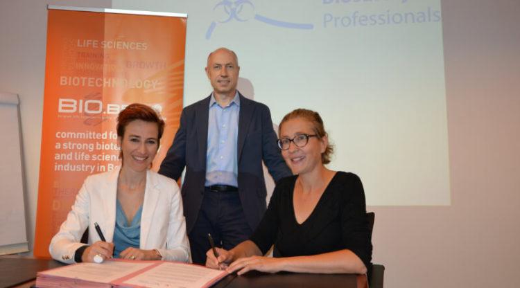bio.be/essenscia et la Belgian Biosafety Professionals unissent leurs forces pour des conditions de travail sûres