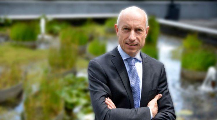 Frédéric Druck, nouvel administrateur délégué d'essenscia wallonie et d'essenscia bruxelles