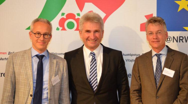 Vlaanderen, Nederland en Noordrijn-Westfalen ontwikkelen gezamenlijke strategie voor succesvolle toekomst chemiesector