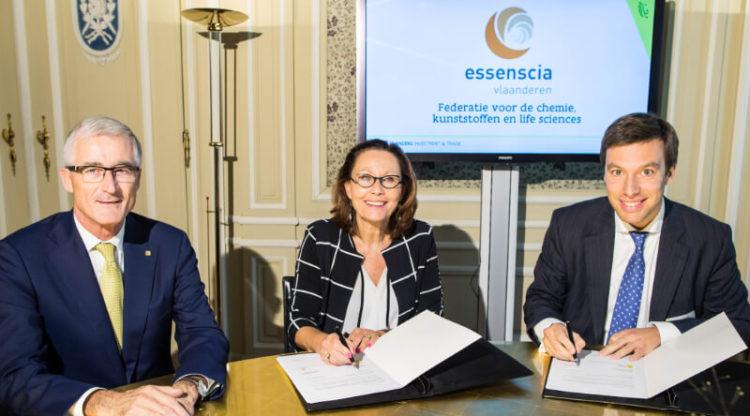 Partnerschap tussen FIT en essenscia vlaanderen moet chemie en life sciences nog meer op de wereldkaart zetten