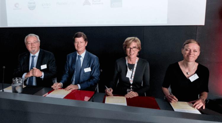 Chemiesector streeft mee naar 'Zero Pellet Loss' in Antwerpse haven