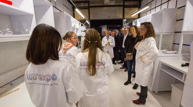 Le nouveau Lab'expo Chimie et Sciences de la vie à découvrir au Pass dès le 28 octobre