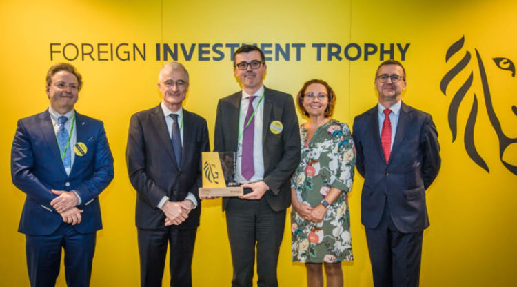 Topinvestering chemiebedrijf Borealis in Antwerpse haven bekroond met Foreign Investment of the Year Trophy 2019