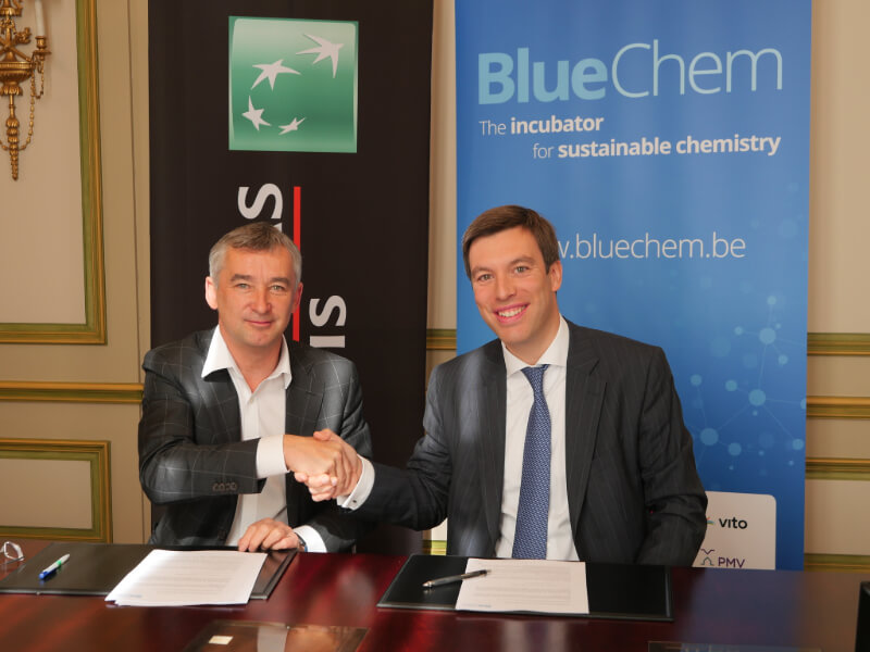 BlueChem - strategic partners