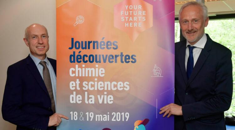 Avec plus de 1.400 postes à pourvoir en 2019, le secteur chimie-(bio)pharma reste un employeur industriel majeur en Wallonie et à Bruxelles