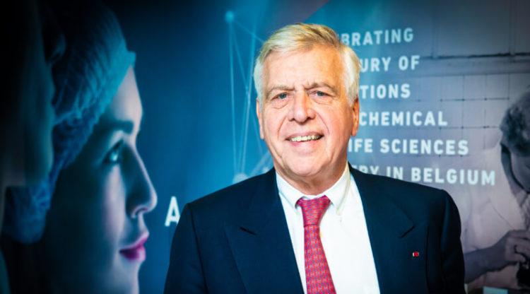 Interview: 'Chemie is niet het probleem, maar de oplossing'