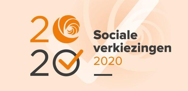 Infosessie 1 Sociale verkiezingen 2020 (enkel leden)