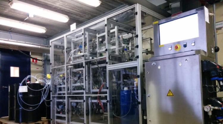 ATOM-project: farma en fijnchemie zitten in de flow