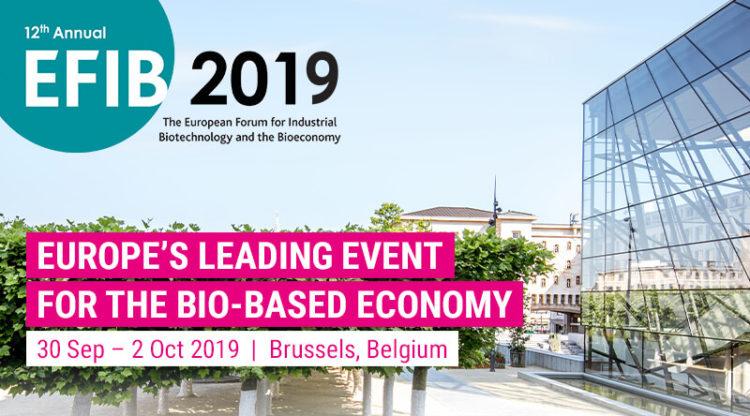Brussel gaststad voor Europees congres over industriële biotechnologie en bio-gebaseerde economie