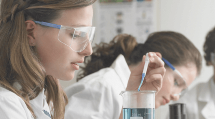 Girls Leading in Science