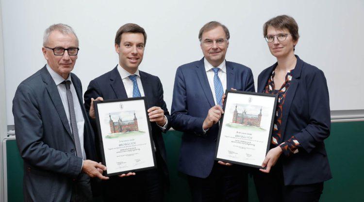 essenscia vlaanderen verlengt leerstoel Safety Engineering aan KU Leuven