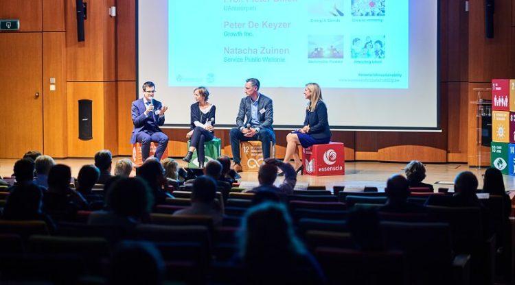 Le secteur de la chimie et pharmacie constate quatre défis essentiels à relever en matière de durabilité : climat, plastiques, économie circulaire et talents