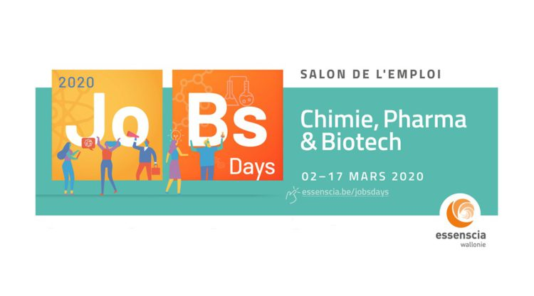 Jobs Days Chimie, Pharma & Biotech : prenez part à l'initiative et rencontrez-y vos futurs talents