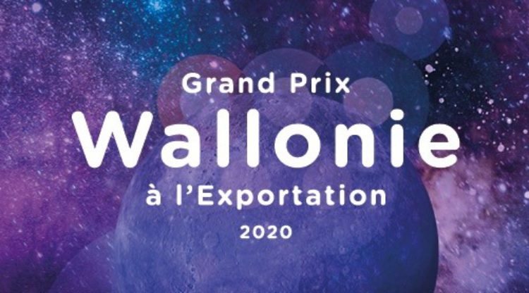 AWEX: Grand Prix Wallonie à l'Exportation 2020