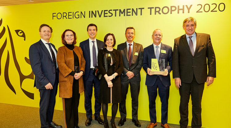 Exceptional Investment Trophy 2020 voor INEOS