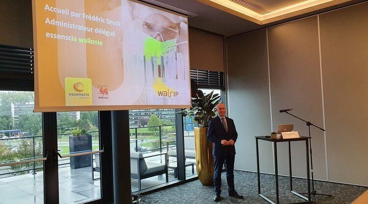 Le programme Walrip a déjà aidé plus de 300 PME à appliquer correctement les législations européennes REACH et CLP