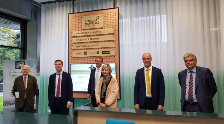 Circular Materials Center geeft boost aan circulaire economie met kunststoffen