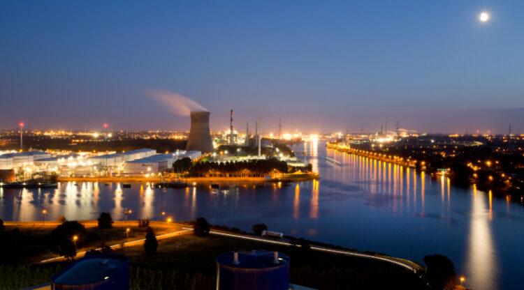 Uniek project voor afvangen en hergebruik van CO2 in North Sea Port Gent