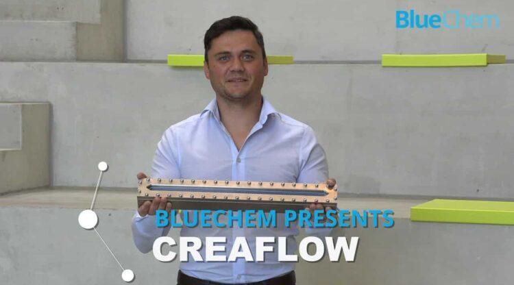 BlueChem presenteert: Creaflow