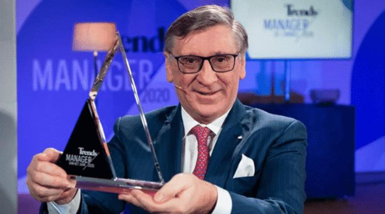 Dirk Coorevits (Soudal) verkozen tot Trends Manager van het Jaar