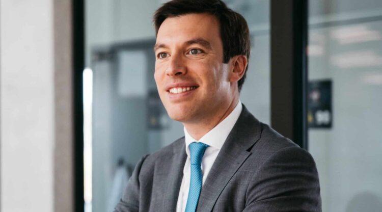 Frank Beckx, nouveau Directeur du Centre de connaissance et de lobbying du Voka
