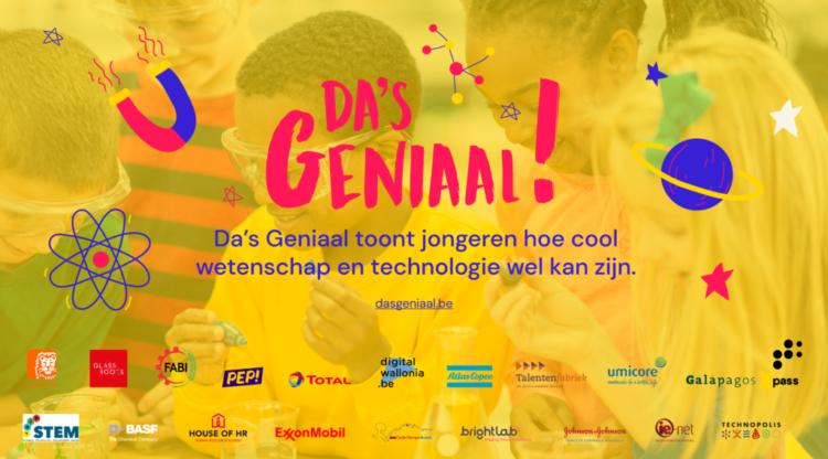 Da's geniaal! Sectorbedrijven lanceren STEM-challenges voor jongeren