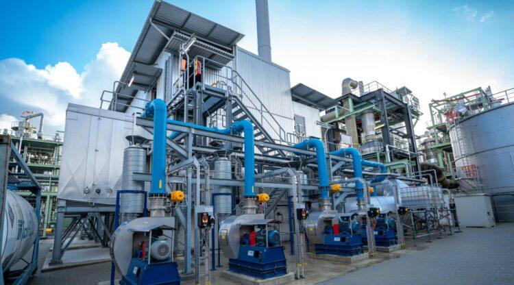 Klimaatinnovatie bij chemiebedrijf LANXESS: nieuwe installatie reduceert uitstoot lachgas