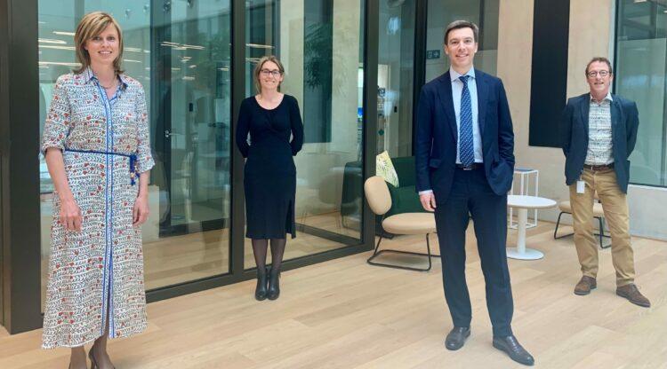 Barbara Veranneman volgt Frank Beckx op als voorzitter van duurzame chemie-incubator BlueChem