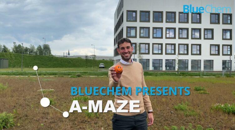 BlueChem presenteert: A-Maze