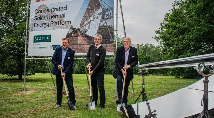 Avery Dennison vergroent productieproces met grootste industriële zonnespiegelpark van Europa