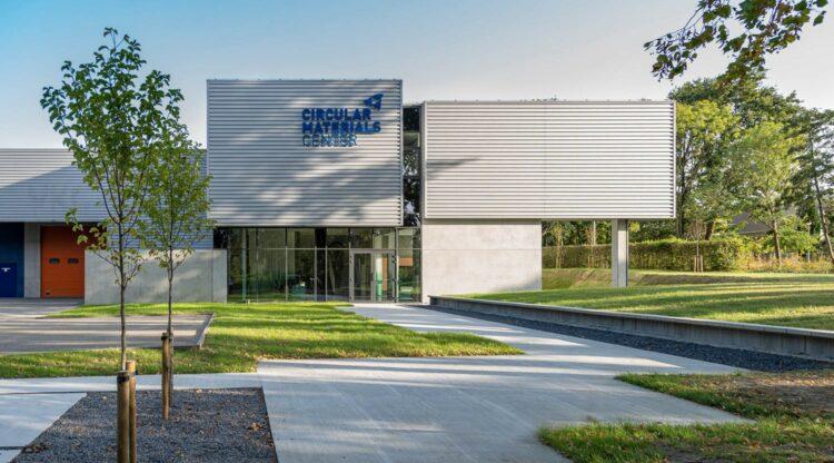 PlastIQ laat 'circulaire fabriek' op volle toeren draaien  in Circular Materials Center