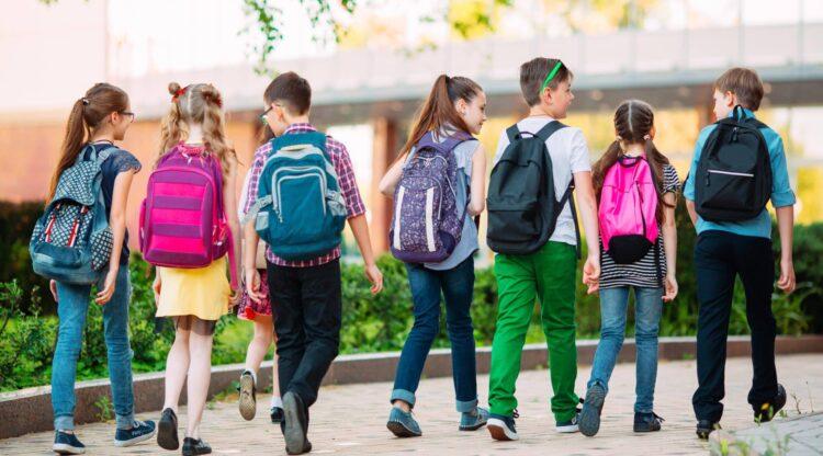 Schooljaar start met boekentas propvol uitdagingen