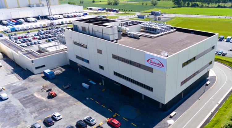 Investering Takeda in nieuwe bioproductielijn goed voor 100 jobs